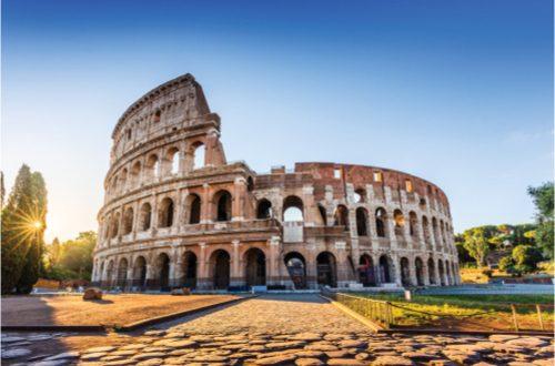 Séjour d'entreprise à Rome