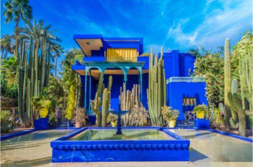 Voyage d'entreprise à Marrakech