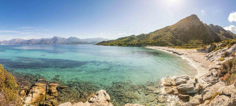 <strong>Les plages sauvages de la Corse</strong>