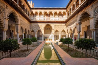 Séville : visite de l'Alcazar