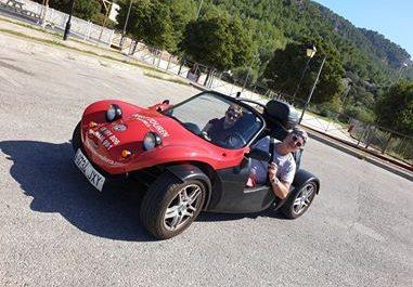 Excursion en buggy au Cap de Formentor