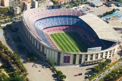 Sur les traces du Barça au Camp Nou