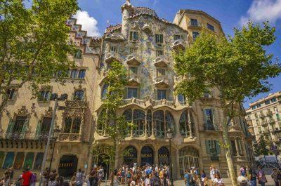 Visite de la Casa Batlló