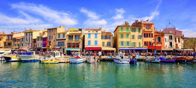 <strong>Le port de Cassis</strong>