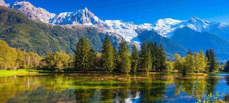 <strong>Chamonix : une destination nature toute l'année</strong>