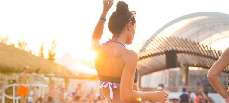 <strong>Journée festive au célèbre Destino à Ibiza</strong>