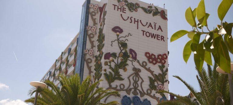 <strong>Ushuaia, lieu emblématique d'Ibiza</strong>