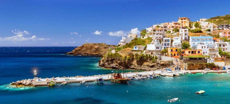 <strong>La beauté des villages de Crète</strong>
