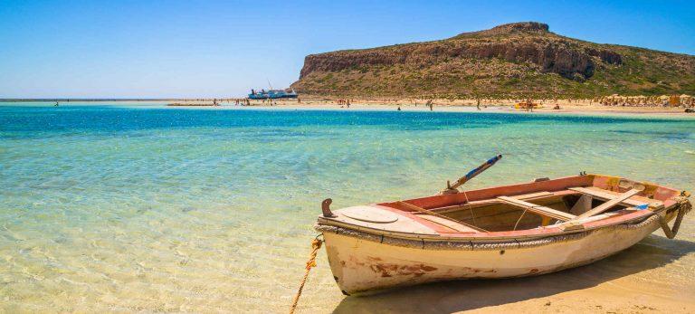 <strong>Presqu'île de Tigani et plage de Balos</strong>