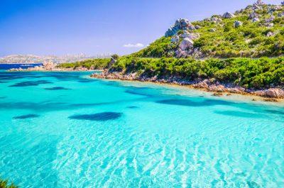 Excursion dans l'archipel de La Maddalena