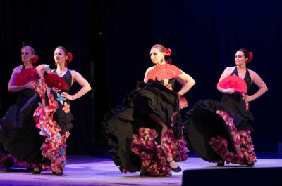 Dîner-spectacle de Flamenco