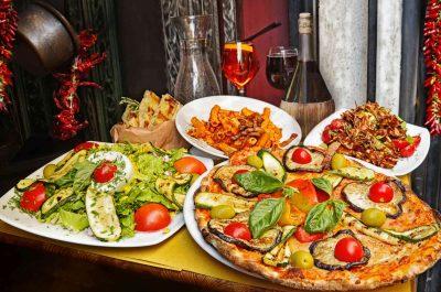 Atelier de cuisine italienne