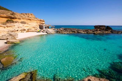 Excursion sur l'île de Formentera
