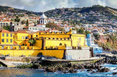 Madère : le centre historique de Funchal