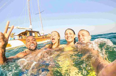 Nombreuses activités nautiques