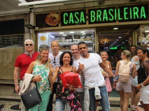 Team Building Lisbonne