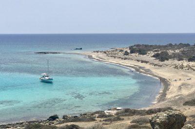 Croisière Chrissi Crete