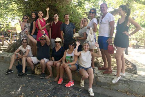 Séminaire Crète-Juin 2018