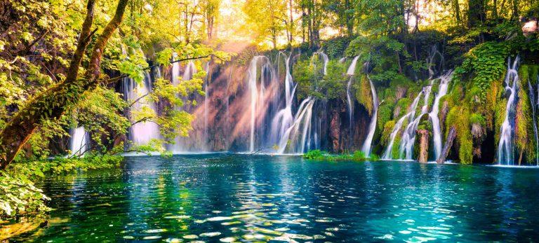 <b>Lacs de Plitvice - Croatie</b>