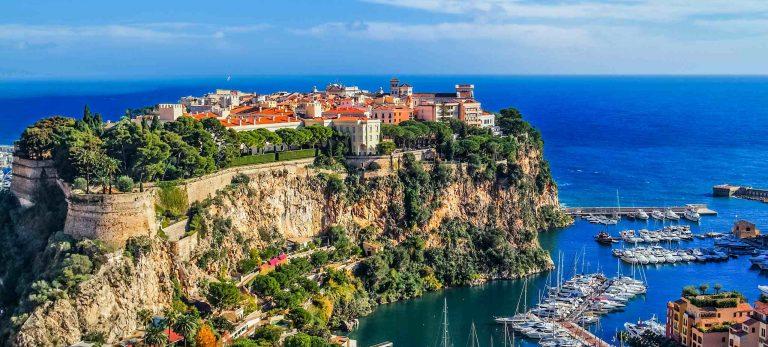<strong>La Principauté de Monaco</strong>