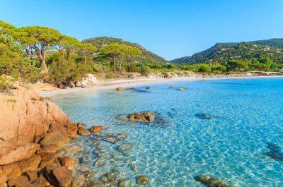Palombaggia, plus belle plage de Corse