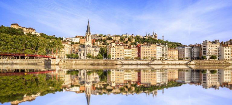 <strong>Le vieux Lyon et la colline de Fourvière</strong>