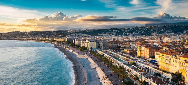 <strong>La Baie des Anges</strong>