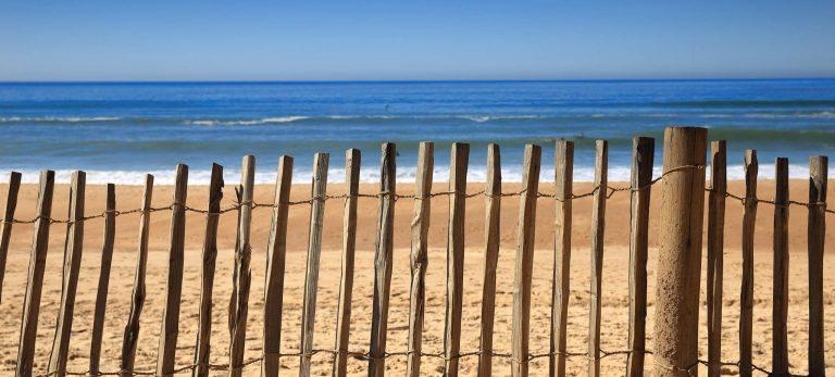 <strong>La plage de Hossegor</strong>