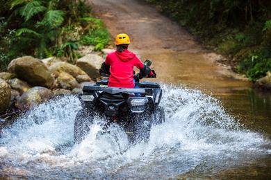 Excursion en quad ou en buggy