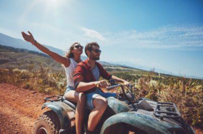 Excursion en quad ou buggy