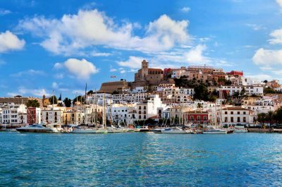 Ibiza : la vieille ville ou Dalt Vila