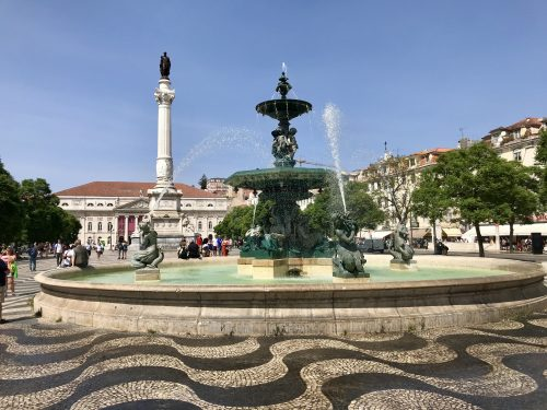 Séminaire Lisbonne-Août 2018