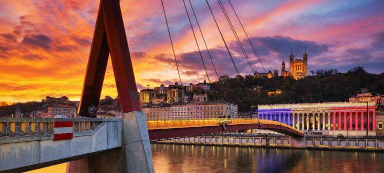 <strong>Retrouvez nous à Lyon</strong>