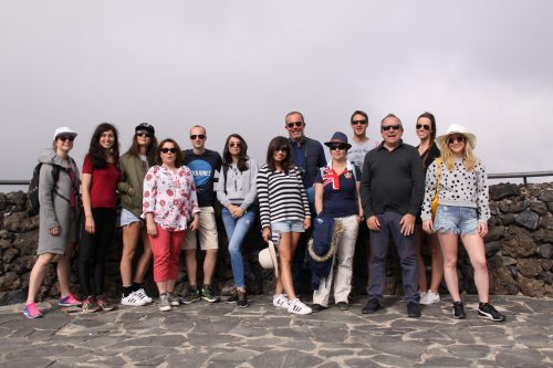Séminaire Tenerife-Mai 2017