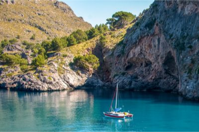 Croisière privatisée en catamaran