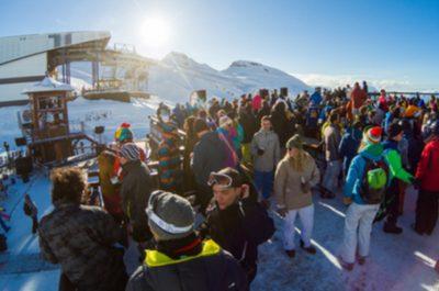 Le festival Unlimited de Chamonix