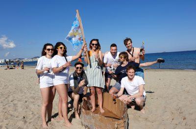 Team building à Ibiza