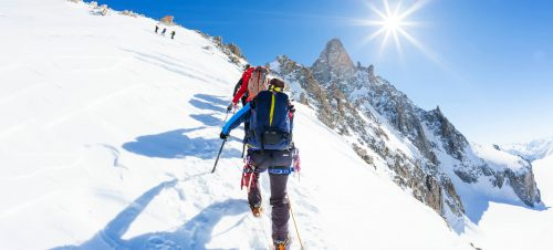 Séminaire montagne en hiver