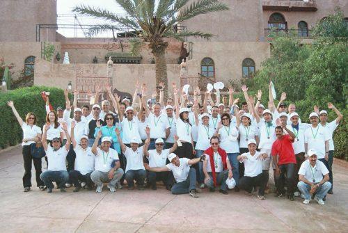 Team building Marrakech