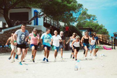 Team building à Mykonos