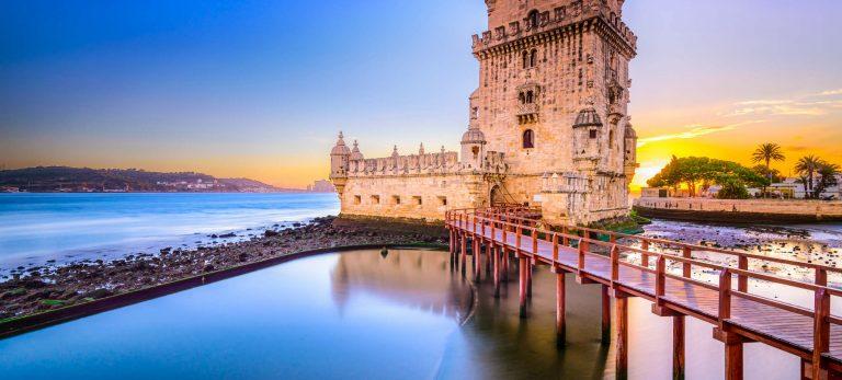 La Tour de Belém à Lisbonne