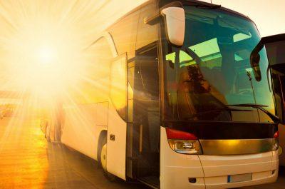 Transferts en bus privatisé