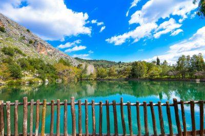 Zaros et une randonnée au lac de Votomos